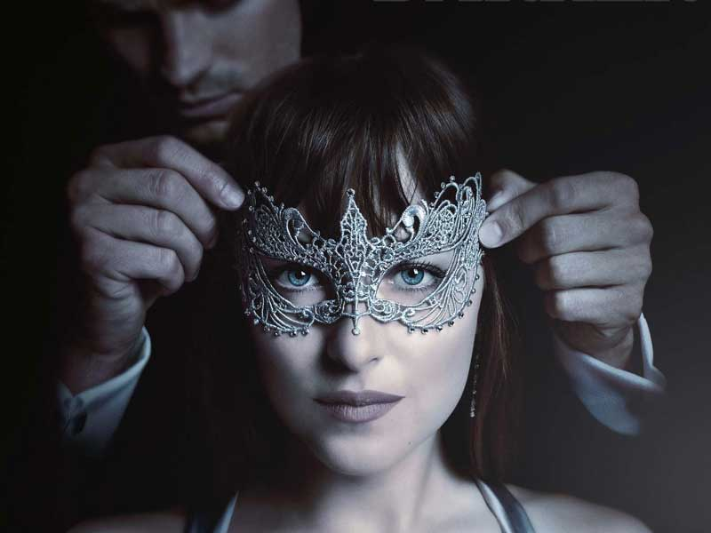 Starry Fifty Shades Darker soundtrack
