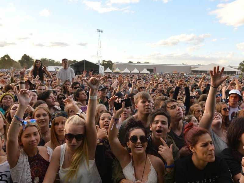 Groovin' The Moo 2017 line-up drops