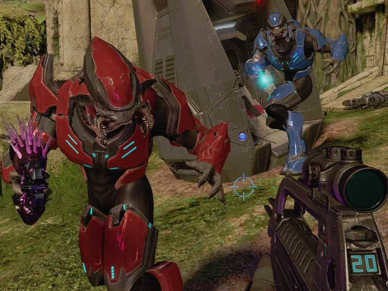 WATCH: this is what made Halo 2 so good