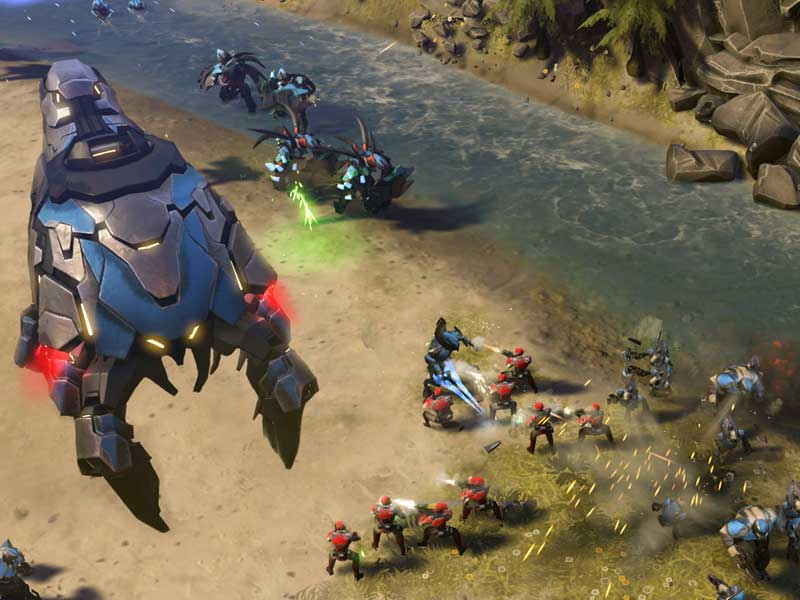 WATCH: here's the trailer for Halo Wars 2's Blitz beta