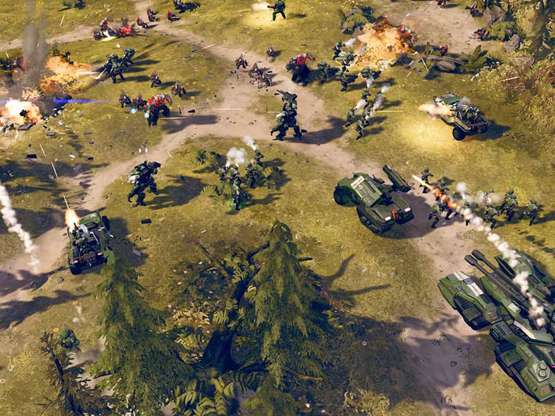 Brute Force – Halo Wars 2