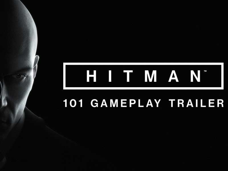 WATCH: Hitman's gameplay launch trailer is here