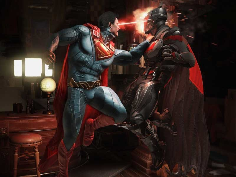 WATCH: here's Injustice 2's epic new trailer