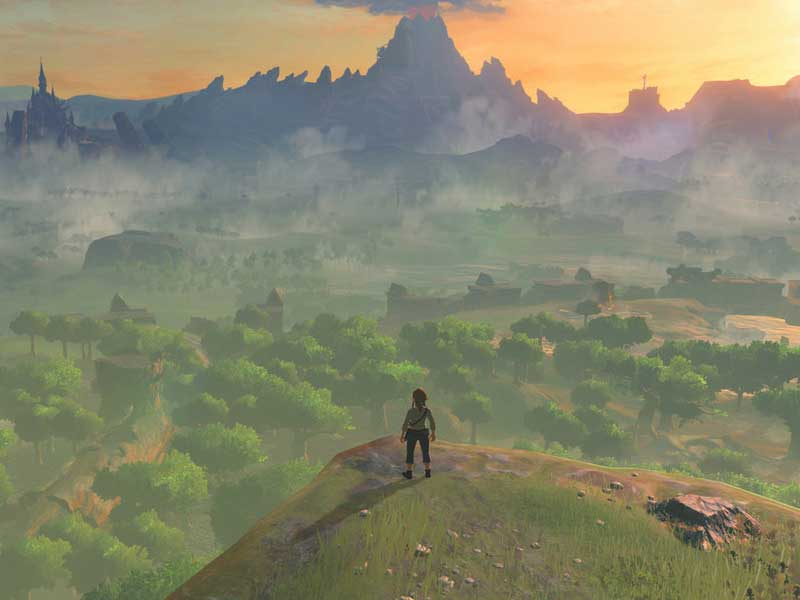 HEY, LISTEN: Breath of the Wild has gone gold