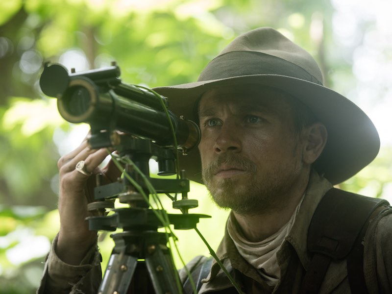 First look at Lost City Of Z