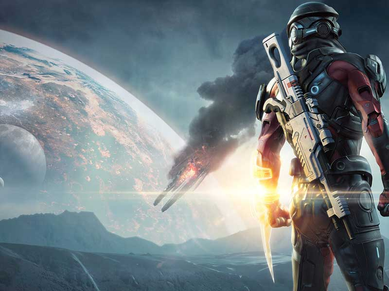Mass Effect: Andromeda release date announced