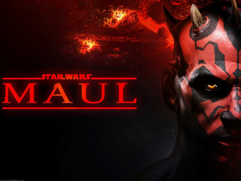 Take a look at some concept art from the cancelled Darth Maul game