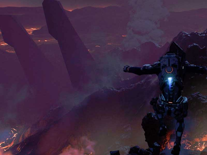 WATCH: here's a brand new Mass Effect: Andromeda gameplay trailer