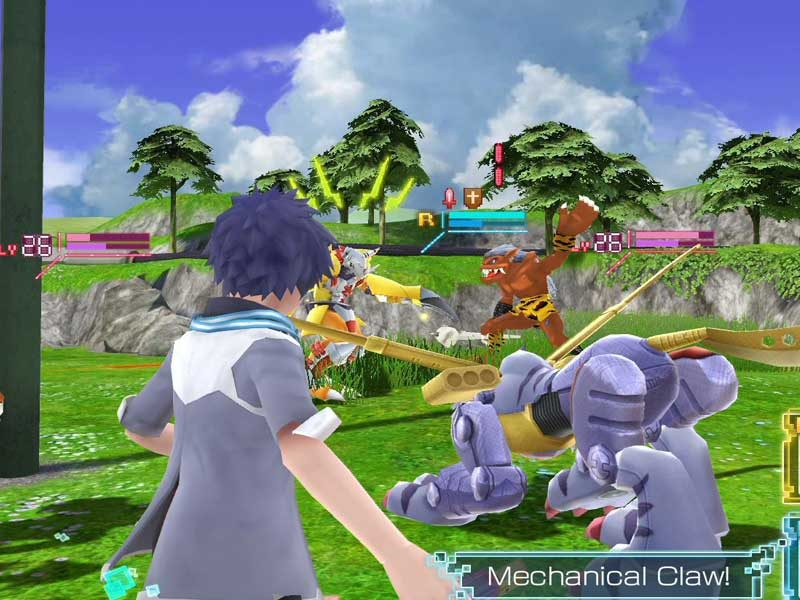 WATCH: here's the latest gameplay trailer for Digimon World: Next Order