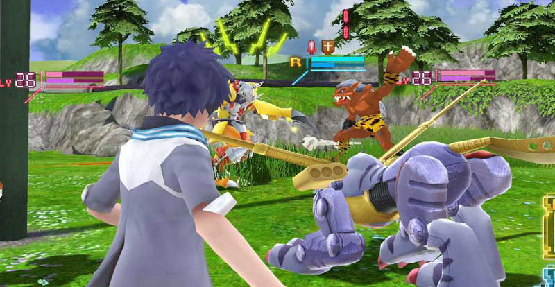 Digimon World: Next Order previewed