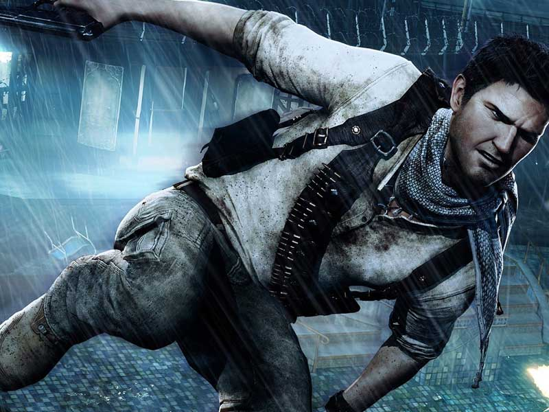 The Uncharted movie script is done, and it's a 'beast'