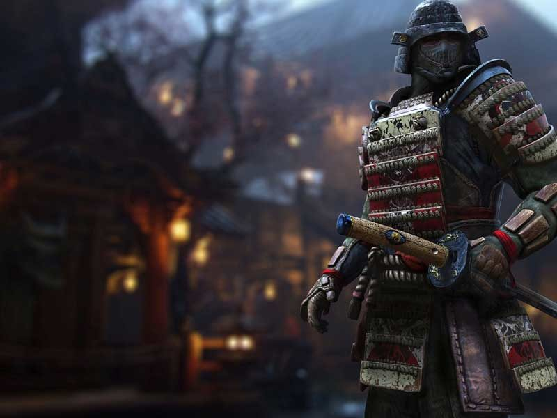 WATCH: check out this Nobushi Samurai gameplay from For Honor