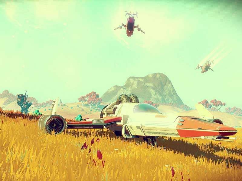 ICYMI: here's the No Man's Sky honest game trailer