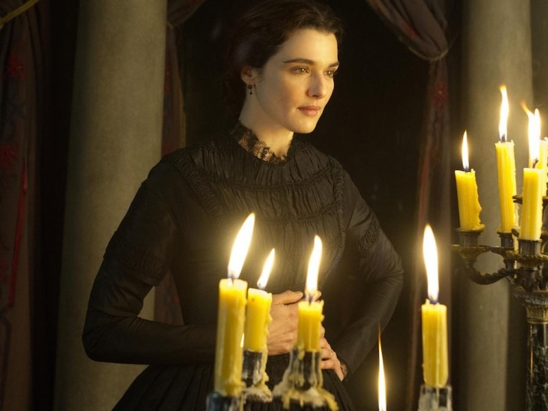 Check out first trailer for My Cousin Rachel