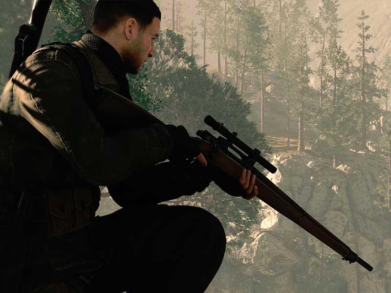View To A Kill – Sniper Elite 4