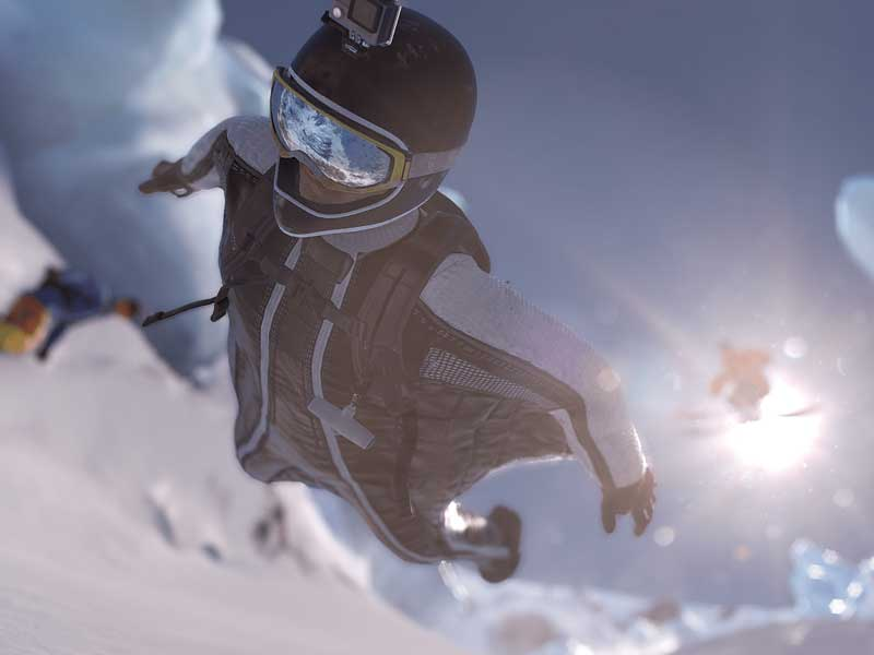 New Steep map coming February 10