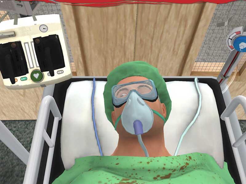WATCH: actual surgeons play Surgeon Simulator
