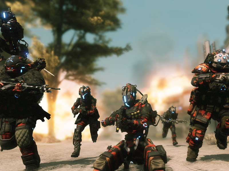 Titanfall 2 multiplayer to introduce Titan-less mode