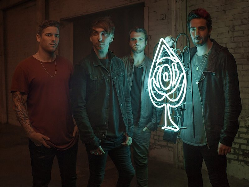 All Time Low return with Last Young Renegade
