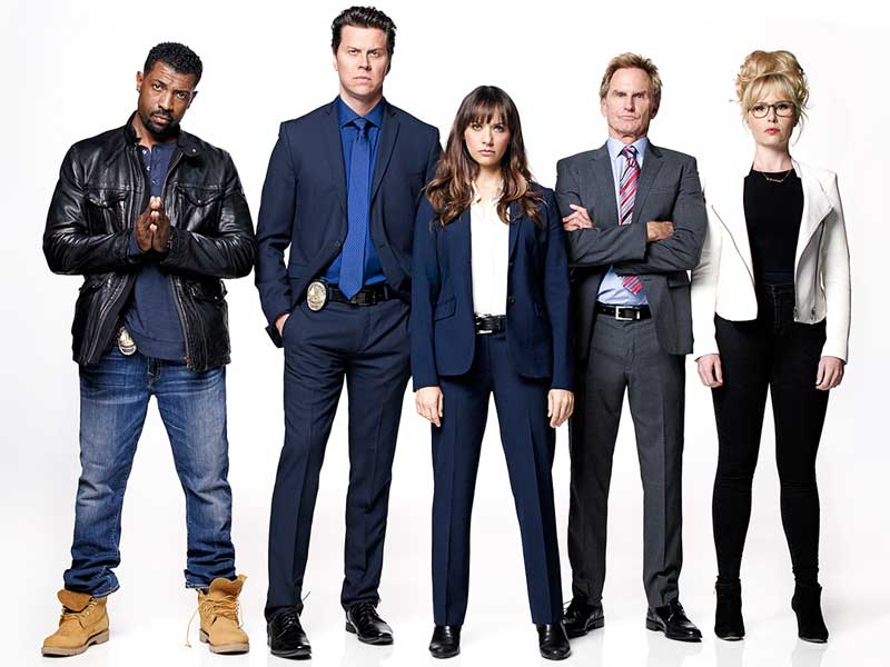 Starry guest line-up for third season of Angie Tribeca