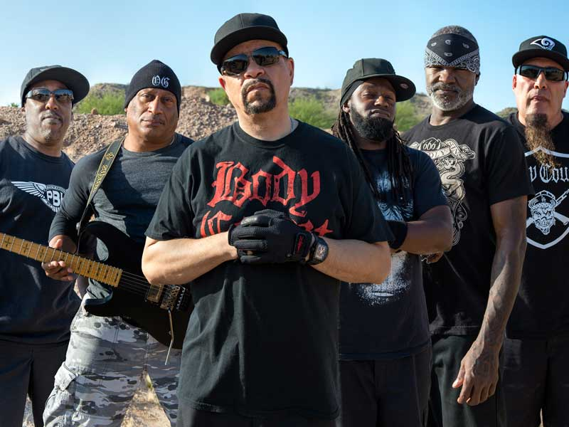 Body Count drop new video