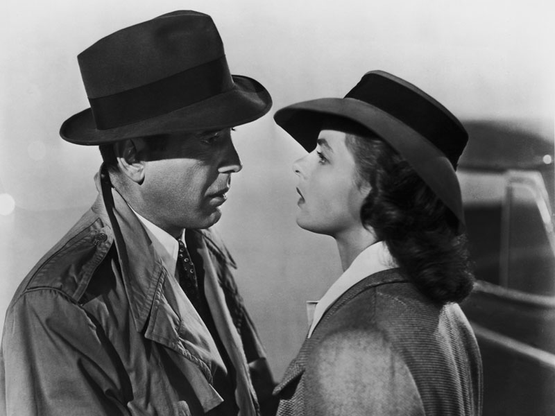 Hollywood Collectables: Casablanca