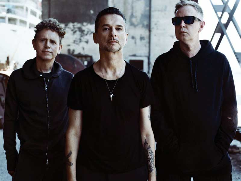 Depeche Mode ask Where's The Revolution
