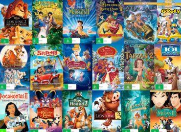 Yes, I Love Disney Sequels