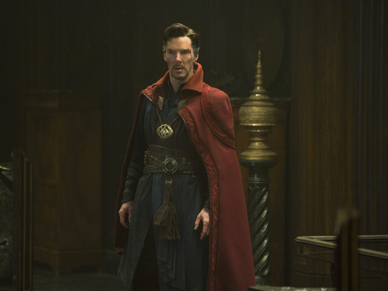 Doctor Strange casts a spell on DVD and Blu-ray