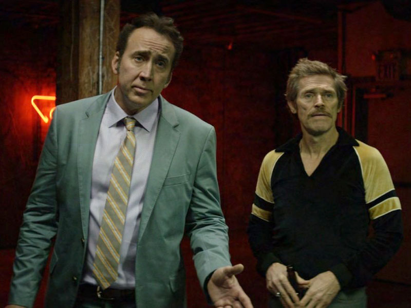 Review: Dog Eat Dog. Blackly comedic, noir-tinged crime thriller