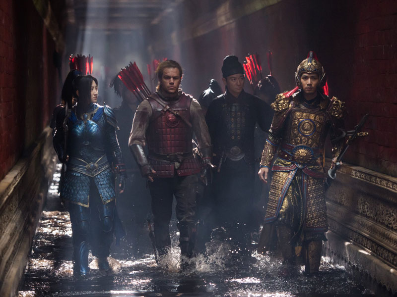 The Great Wall – review