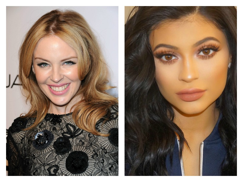 It's all in the name: Kylie vs Kylie