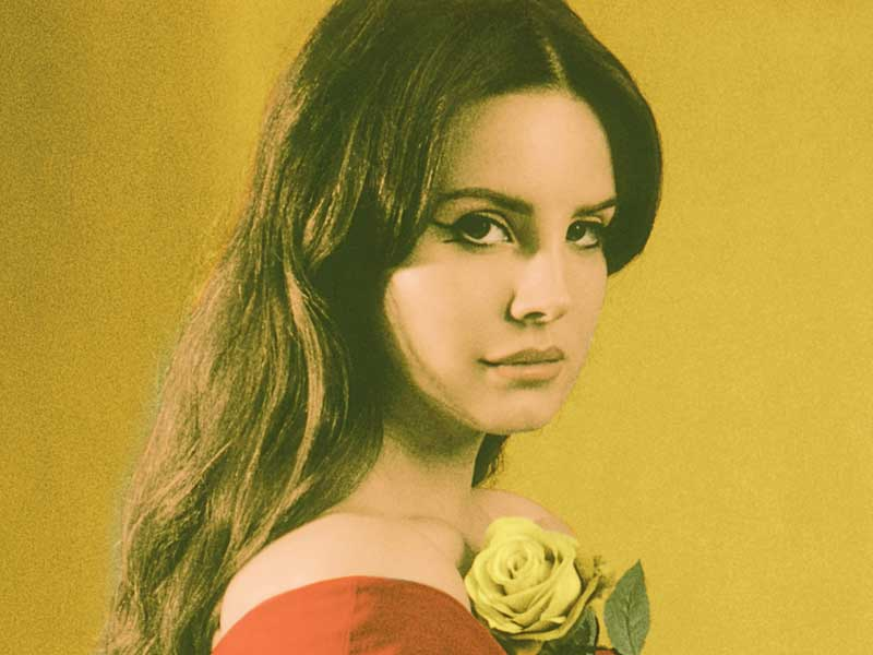 Lana Del Rey shares Love