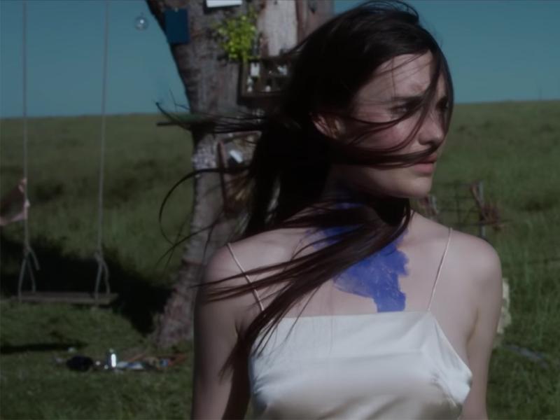 WATCH: Lisa Mitchell, 'Warriors'