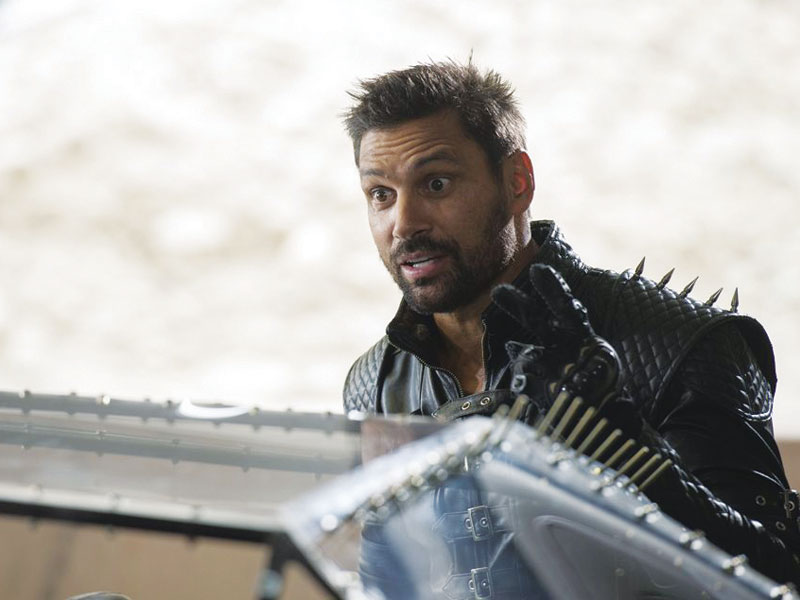 Interview: Manu Bennett – Death Race 2050