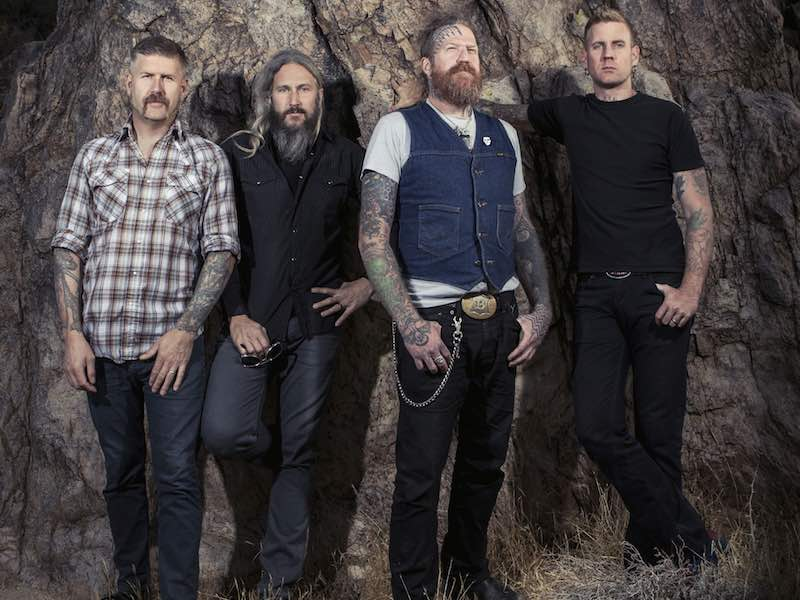 Mastodon unveil new LP
