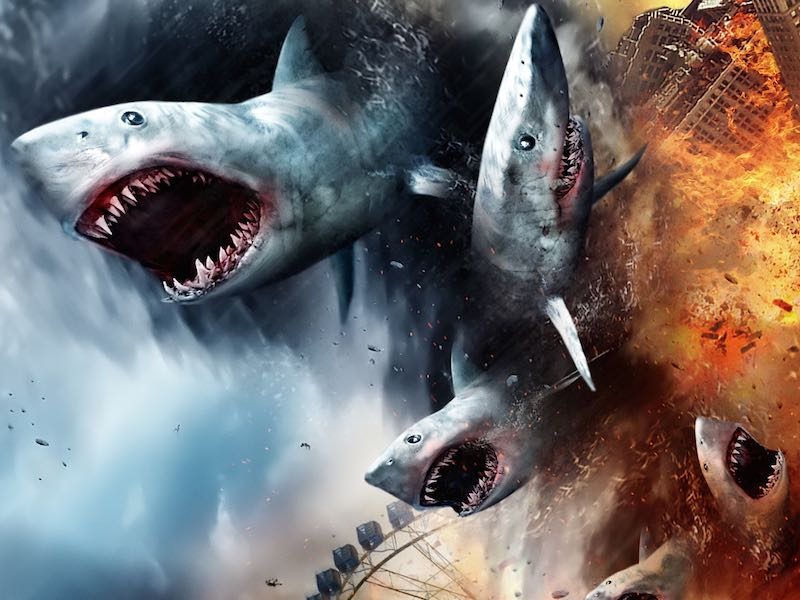 Australia to feature in Sharknado 5!