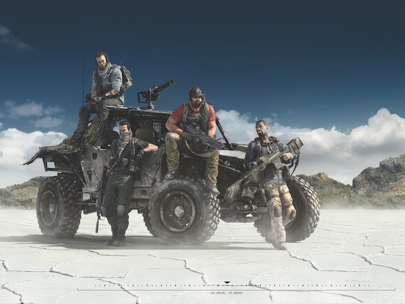 INTERVIEW: Tom Clancy's Ghost Recon Wildlands