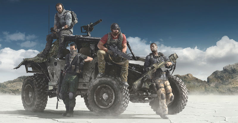 Tom Clancy's Ghost Recon Wildlands previewed