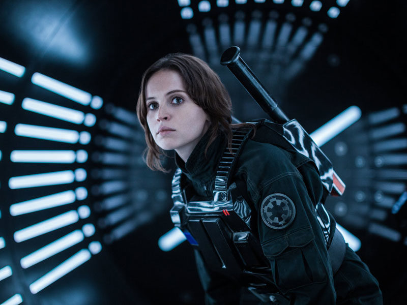 Rogue One: A Star Wars Story due in April