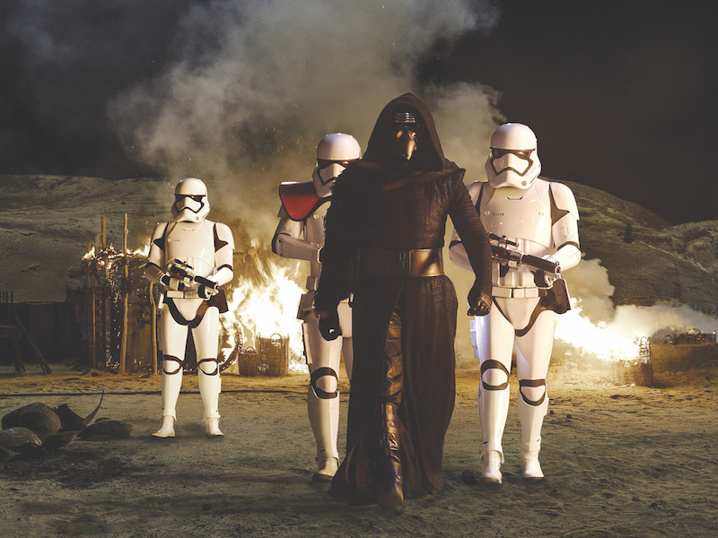 Review: Star Wars: The Force Awakens