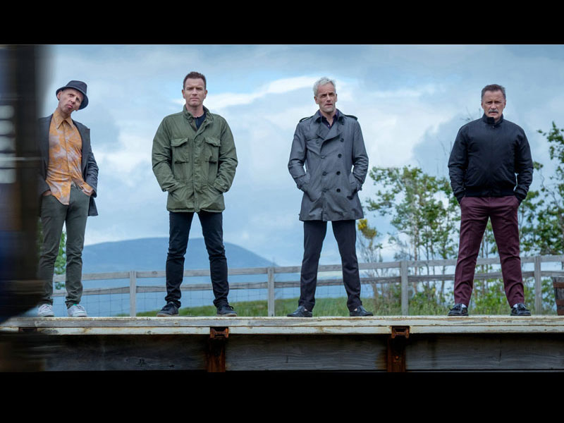 T2 Trainspotting – review