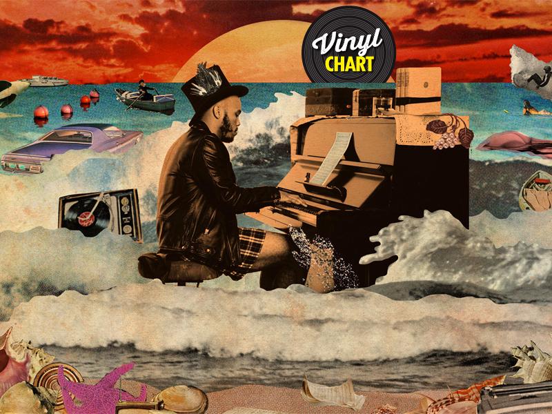 JB's vinyl chart: February, week 1