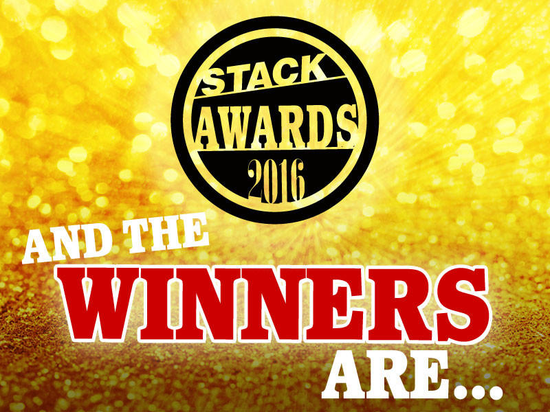 STACK Awards 2016 winners: The people have voted!