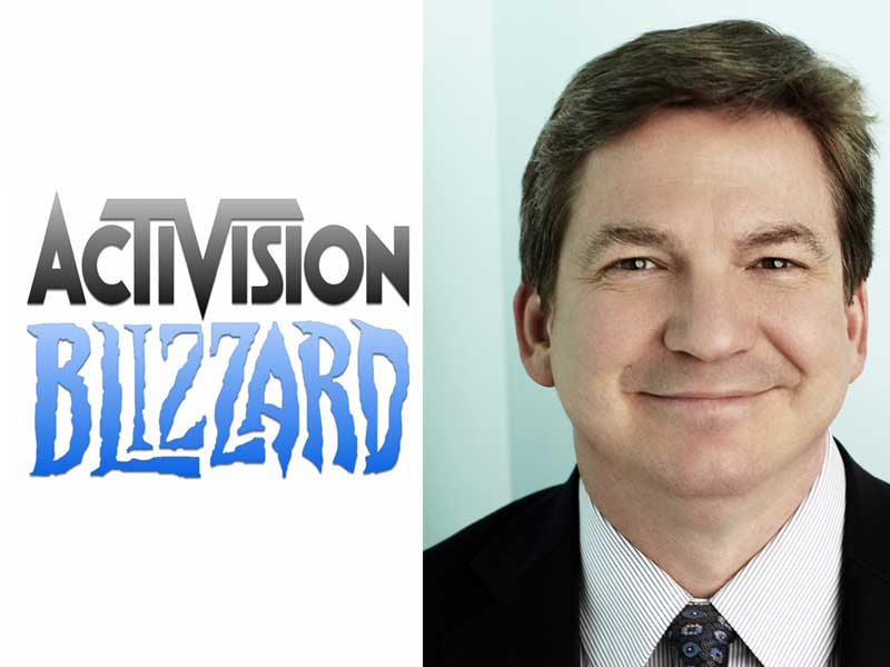 Activision Blizzard launches Consumer Products division