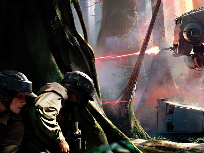 how to play star wars battlefront online with 2 players