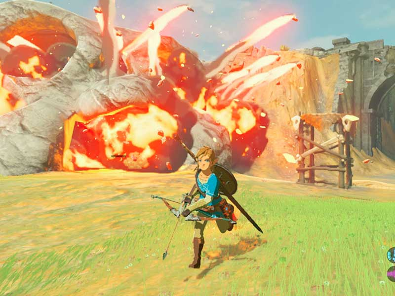 Season pass announced for Breath of the Wild