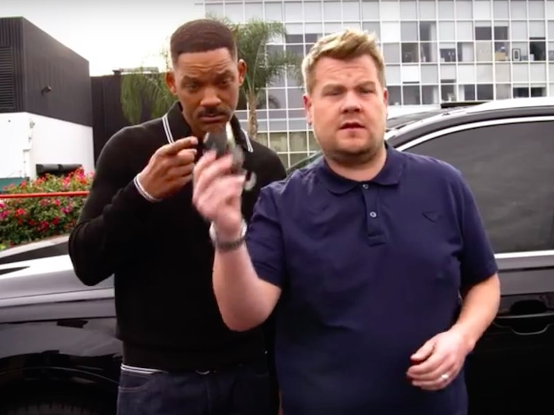 New Carpool Karaoke celebrity pairings