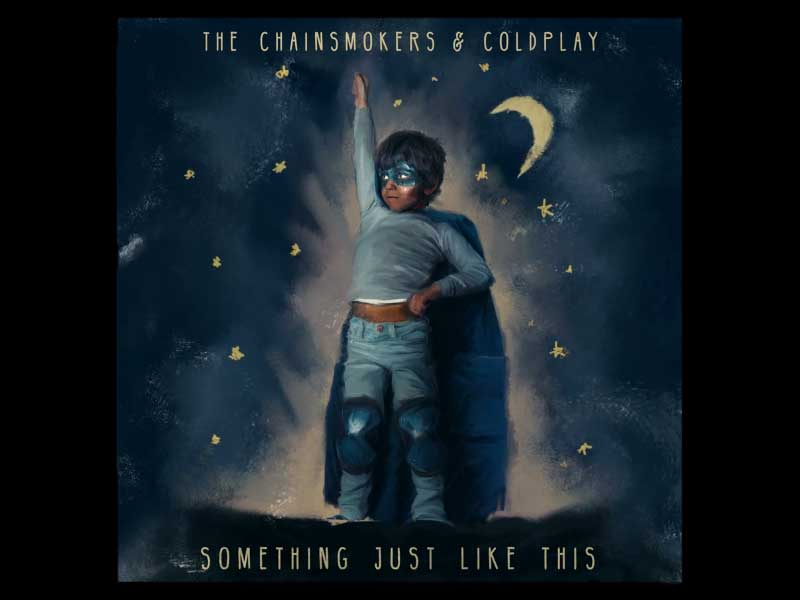 Vibe the holy matrimony that is Coldplay x The Chainsmokers