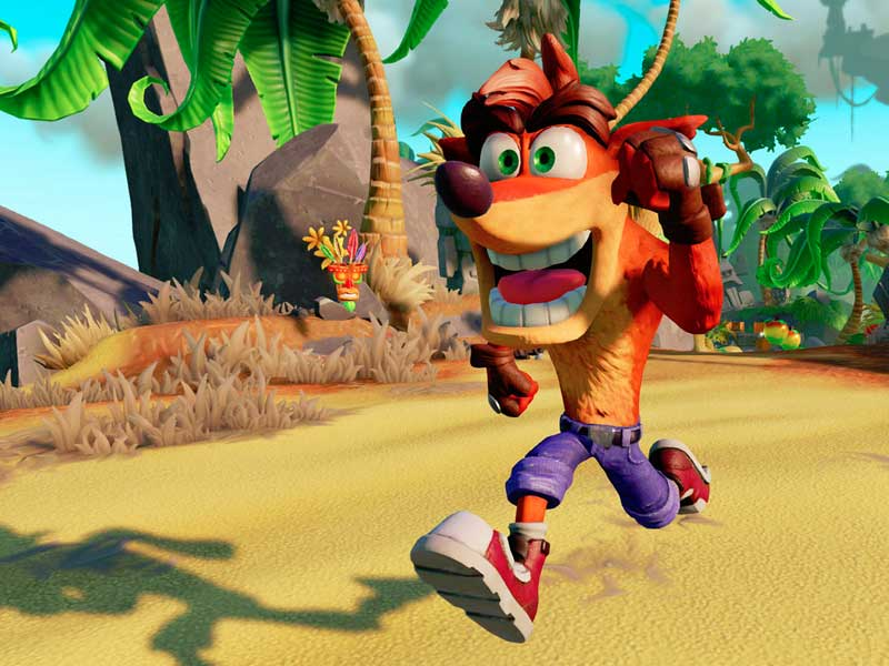 Crash Bandicoot N. Sane Trilogy release date announced